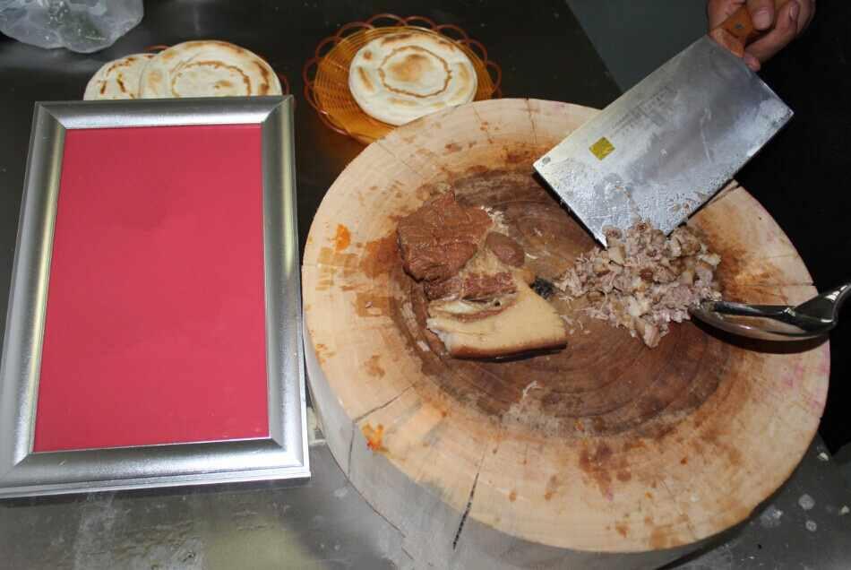 肉夹馍的做法