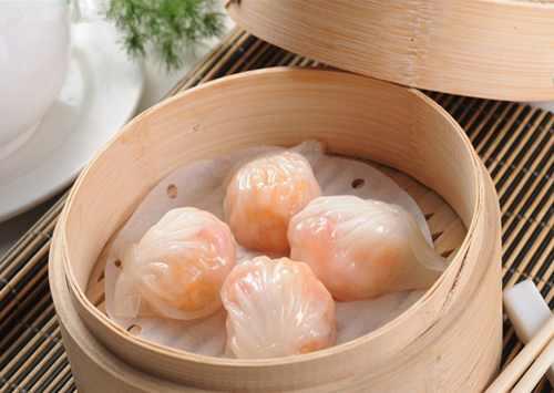 水晶虾饺的做法和配方