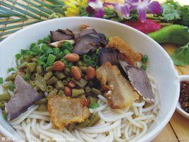 桂林米粉的做法及配方