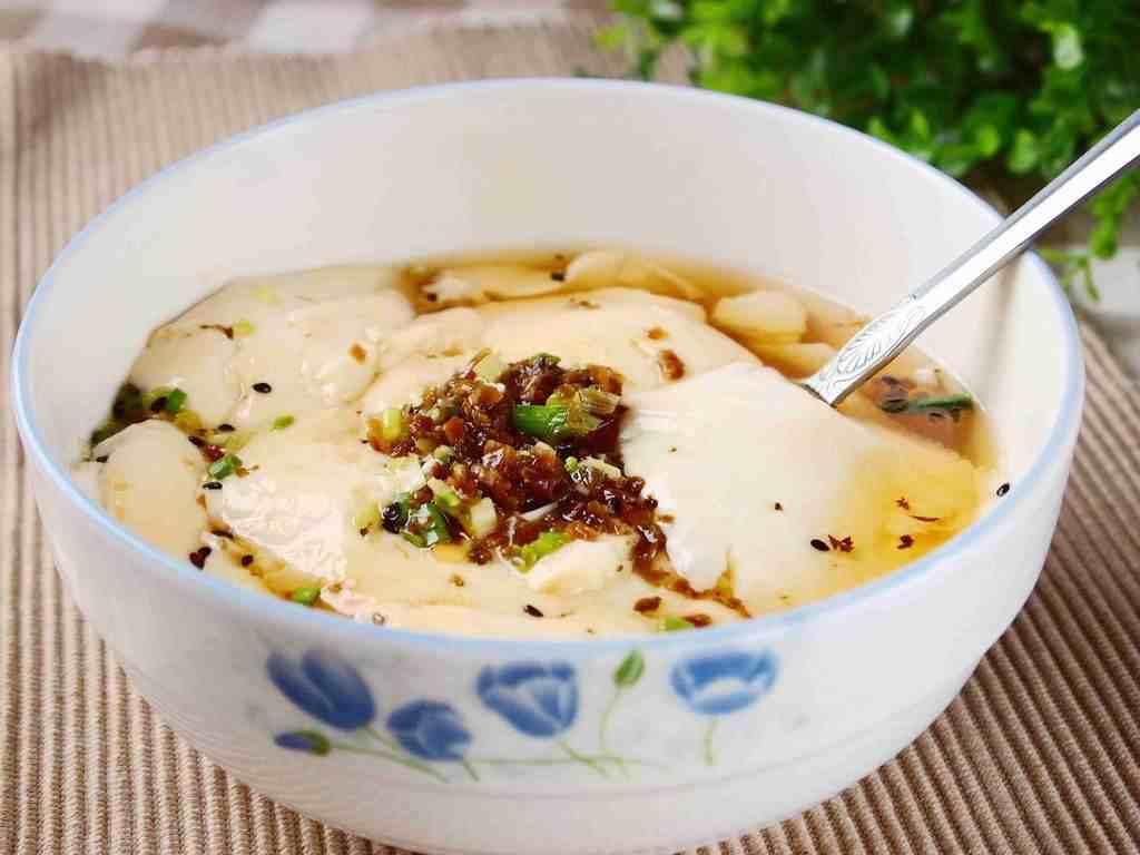 豆腐脑的做法和配方
