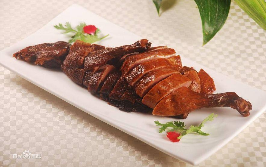 酱鸭的做法和配方
