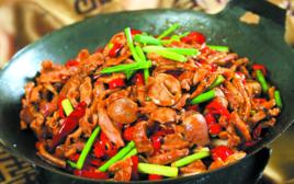 干锅的做法与配料