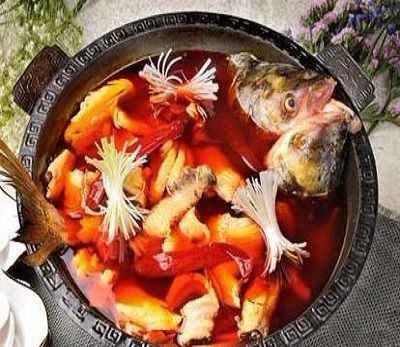 冷锅鱼的正宗做法
