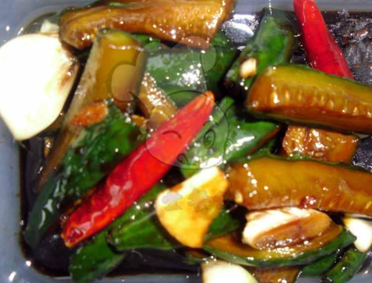 腌黄瓜条怎么腌制好吃