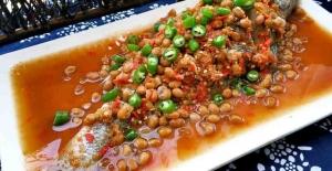 豆豉鱼的做法和步骤
