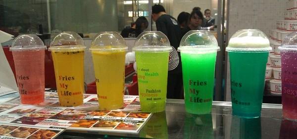 七彩珍珠饮料制作方法