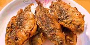 炸酥鱼的做法最正宗的做法
