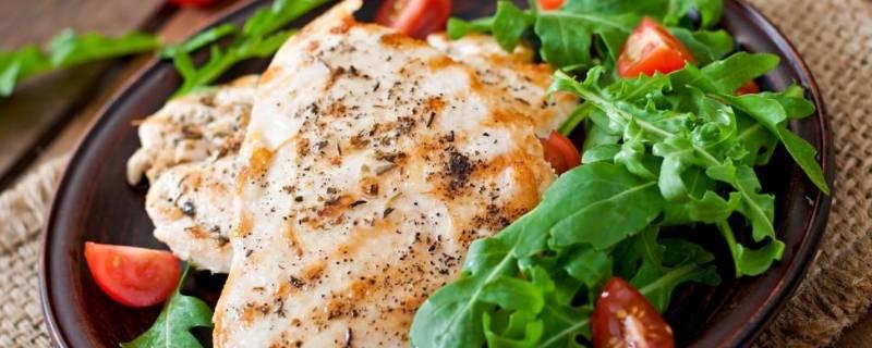鸡胸肉怎么做好吃